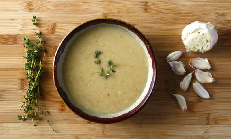 Seriously Healing Soup [Vegetarian] [Paleo]